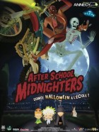 dessins animés mangas - After School Midnighters