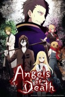 manga animé - Angels of Death