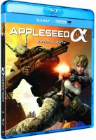anime manga - Appleseed Alpha