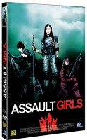 dessins animés mangas - Assault Girls