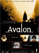 dvd ciné asie - Avalon