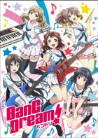 manga animé - BanG Dream !