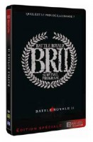 Dvd - Battle Royale II