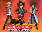 anime - Beyblade Shogun Steel