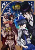 dessins animés mangas - Black Butler - Book of Circus