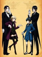 dessins animés mangas - Black Butler 2