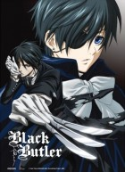 dessins animés mangas - Black Butler
