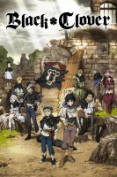 anime - Black Clover
