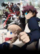 manga animé - Blood Blockade Battlefront & Beyond