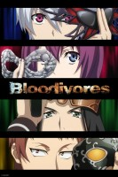 dessins animés mangas - Bloodivores