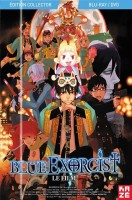 Dvd - Blue Exorcist - Film