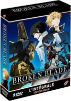 Dvd - Broken Blade - Films
