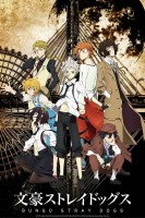 anime manga - Bungo Stray Dogs - Saison 1