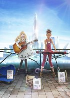 dessins animés mangas - Carole & Tuesday