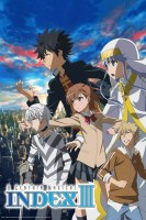 manga animé - A Certain Magical Index - Saison 3