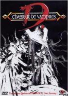 manga animé - D Chasseur De Vampires