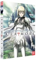 Dvd - Claymore