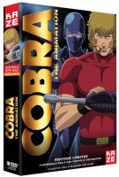 manga animé - Cobra - The Animation - OAV