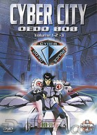 manga animé - Cyber City Oedo 808