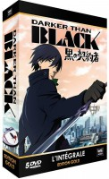 manga animé - Darker than Black