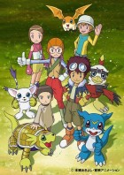 manga animé - Digimon Adventure 02