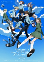 manga animé - Digimon Adventure tri.
