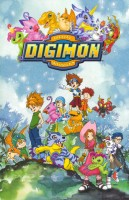 manga animé - Digimon Adventure