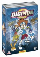 manga animé - Digimon - Digital Monsters
