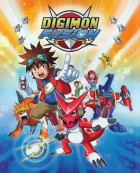 manga animé - Digimon Fusion