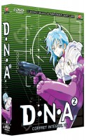 dessins animés mangas - DNA²