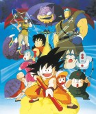 manga animé - Dragon Ball - Films