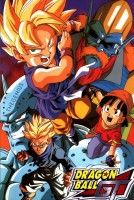 dessins animés mangas - Dragon Ball GT