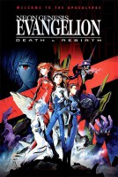 Dvd - Evangelion - Death and Rebirth