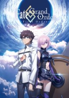 manga animé - Fate/Grand Order - First Order