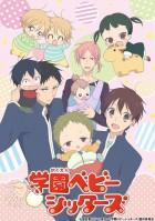 import animé - Gakuen Babysitters