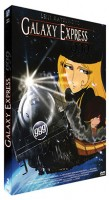 anime manga - Galaxy Express 999 - Film