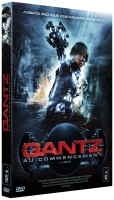 film manga - Gantz - Films