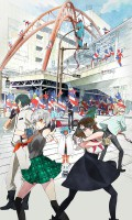 dessins animés mangas - Gatchaman Crowds Insight