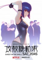 manga animé - Ghost in the Shell - SAC_2045