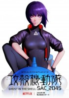 Ghost in the Shell - SAC_2045 (Netflix)