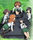 import animé - Girls und Panzer
