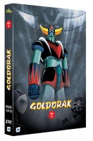 Serie anime - Goldorak