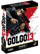 dessins animés mangas - Golgo 13 - Série TV