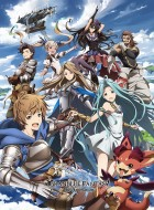 manga animé - Granblue Fantasy - The Animation