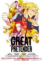 manga animé - Great Pretender