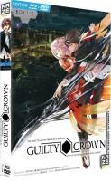 dessins animés mangas - Guilty Crown