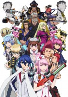 manga animé - Gunslinger Stratos