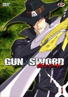 dessins animés mangas - Gun Sword