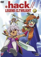 Mangas - .Hack - Legend Of The Twilight