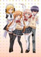 manga animé - Himegoto - Une soubrette au masculin